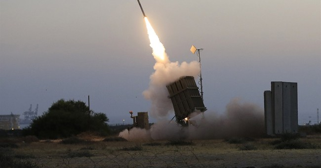 Israeli Iron Dome Demonstrates Missile Defense Payoffs