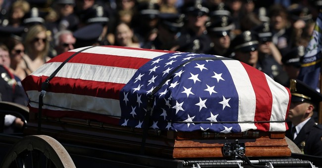 Meet the Cops Who Gave Their Lives