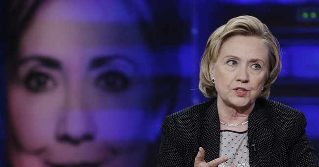 "Hillary's Biggest Whopper: ""I am Not an Obama Clone"""