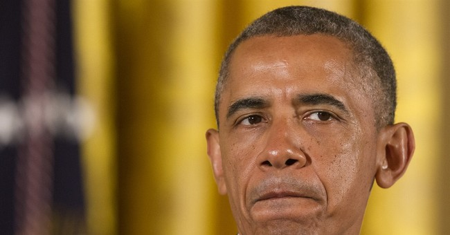 Battleground Poll: Obama Disapproval Climbs to 57 Percent
