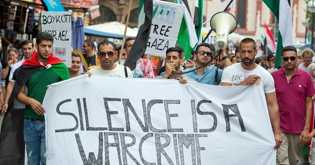 One round trip to Gaza, Please