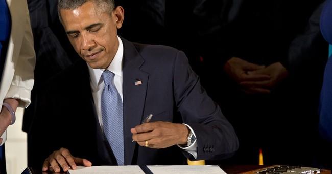 President Obama You Have Crossed A Dangerous, Unprecedented Line