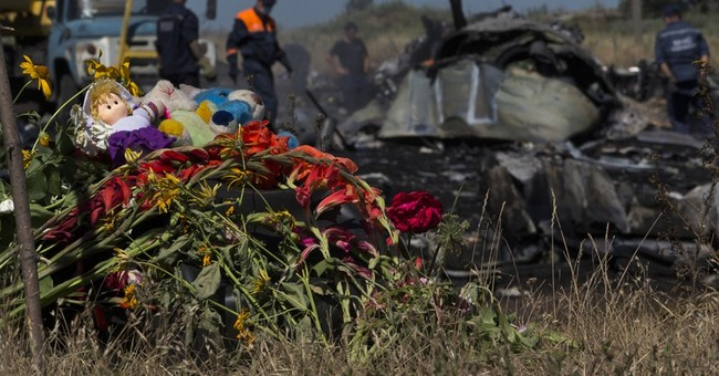 What the Media Won't Report About Flight MH17