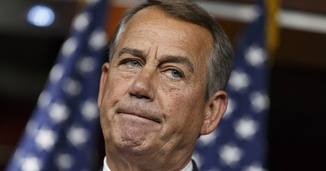 Faithful John Boehner To Faithless Barack Obama: Checkmate?
