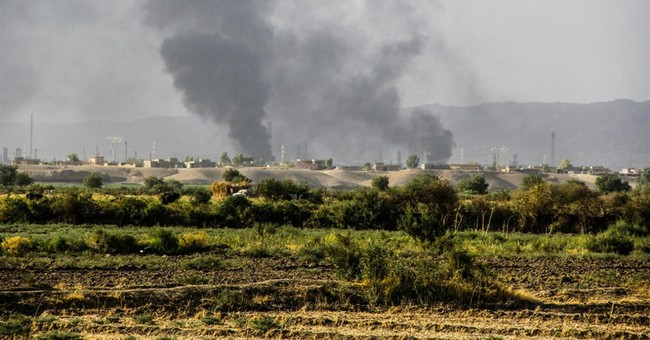 BREAKING: Four More Airstrikes in Northern Iraq