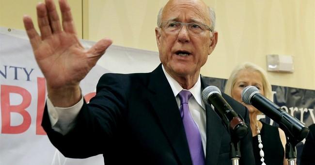 Kansas Senate Race Gets Interesting As Democrat Drops Out, State GOP Splits...Again