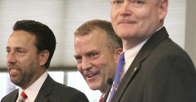 "Democrats Accused of ""Meddling"" Alaska Senate Primary"