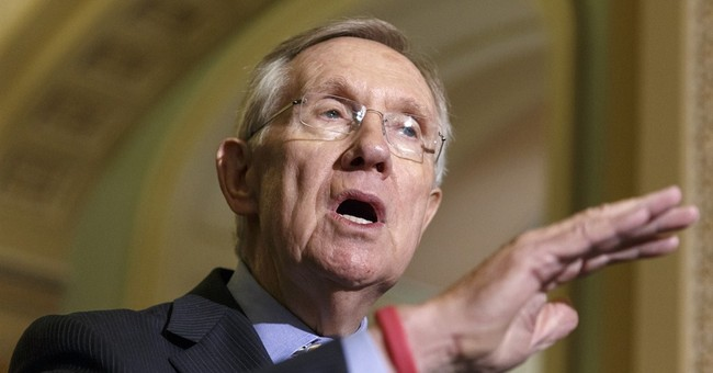 Harry Reid's Gaffes Just Keep on Coming