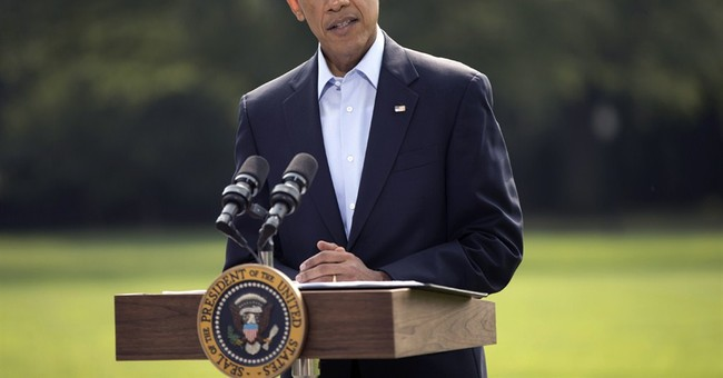 """Obama: """"No God Would Stand For What [ISIL] Did Yesterday"""""""
