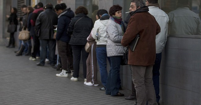 Obama's Dismal Legacy of European-Style Long-Run Unemployment