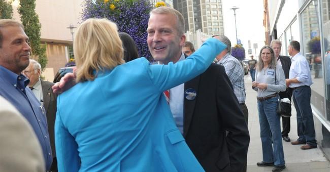 """Establishment"" Candidate Dan Sullivan Secures GOP Senate Nod in Alaska"