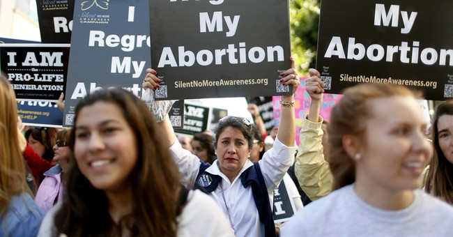 CNN Poll: 58 Percent of Americans Oppose Abortion in All or Most Cases