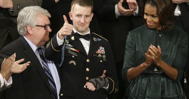 NBC Reporter Compares Obama to Injured War Hero