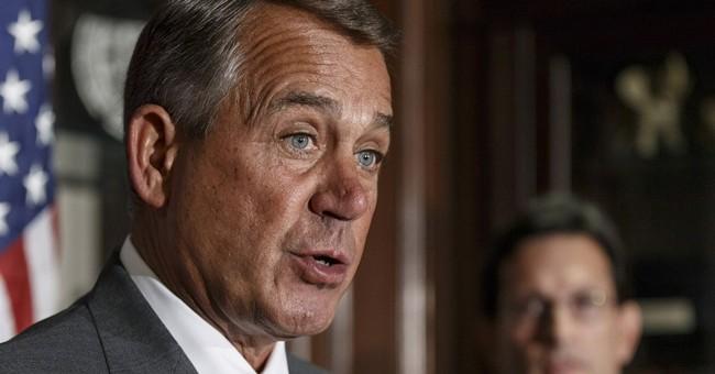 The GOP Establishment's Amnesty Suicide Pact