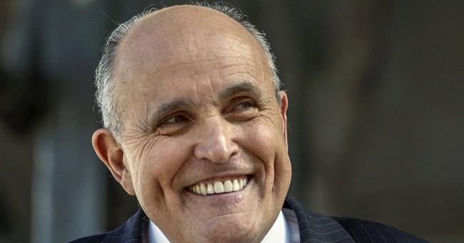 Giuliani Versus Obama
