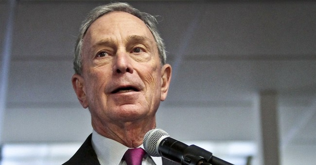 Bloomberg Is His Own Worst Enemy on Gun-Control
