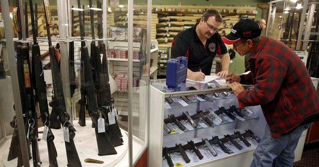 Baltimore Sun: Let's Face It, We Should Have A Gun Owners Database...Like The One Used For Child Predators