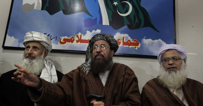 Pakistan Moves Forward with Useless Taliban Negotiations