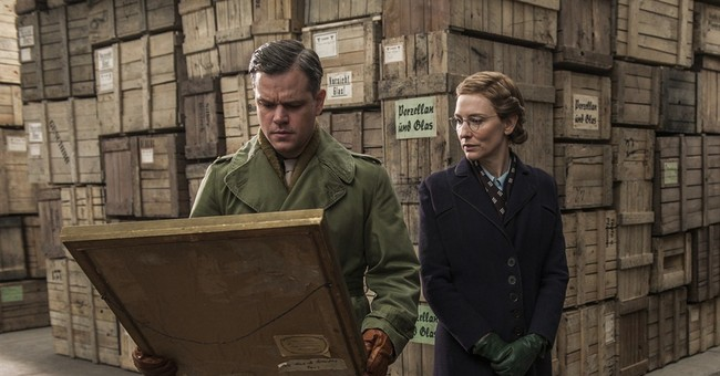 """""""The Monuments Men"""" Not So Monumental (But Fun)"""