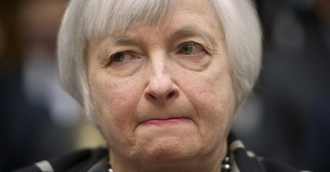 Janet Yellen's Problem