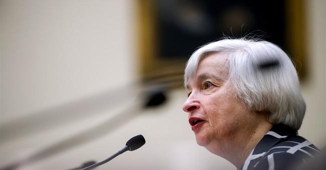 A Dovish Yellen and a Dovish Congress Drive Stocks Higher