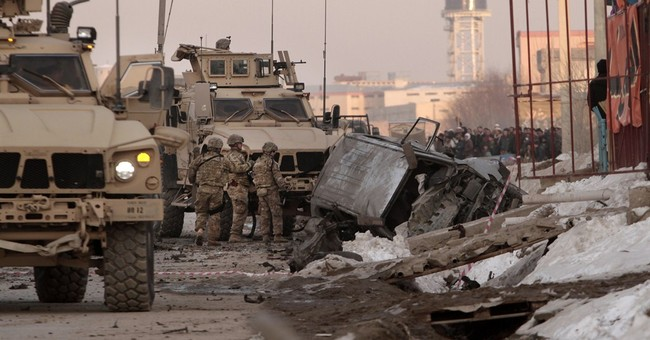 """Gallup: 49% Now Say the War in Afghanistan Was a """"Mistake,"""" an All-Time High"""