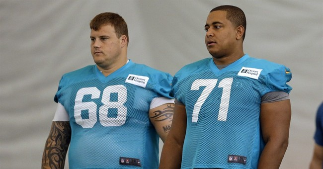 Richie Incognito: White Scapegoat For NFL Culture of Bullying