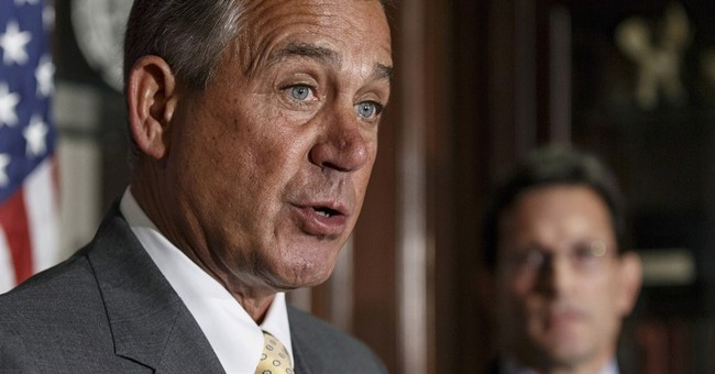 Boehner: I'd Rather Kill Myself than Increase Minimum Wage