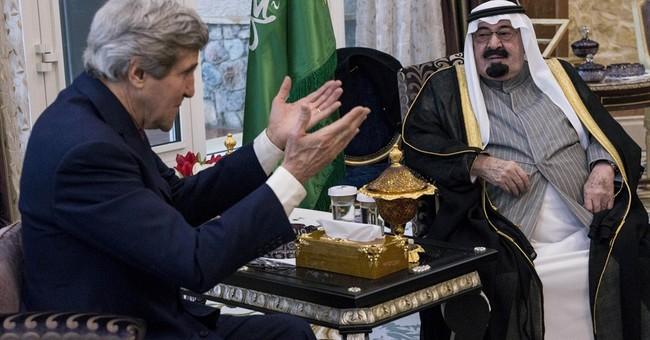 Obama late to the Realpolitik Table in Saudi Arabia