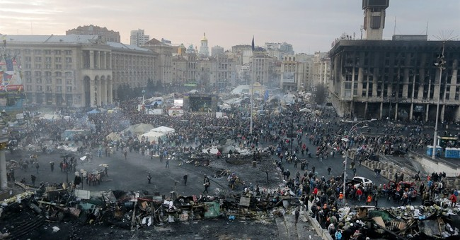 Ukraine: Deal Brokered and Signed in Kiev