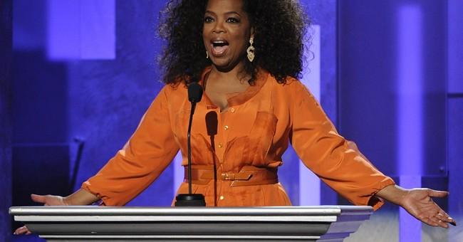 Oprah to Host Political Fundraiser in VA