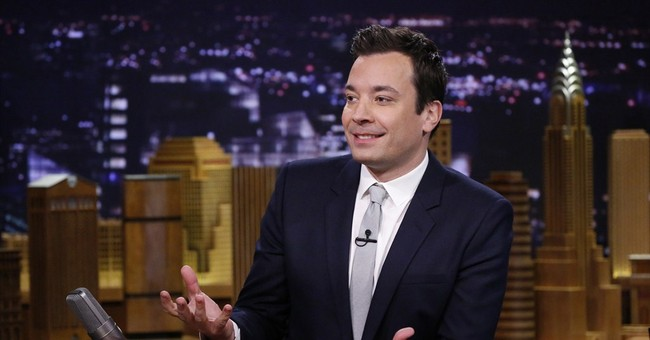 Heh: Jimmy Fallon Brings White House Down a Peg Over Obamacare Enrollment Numbers