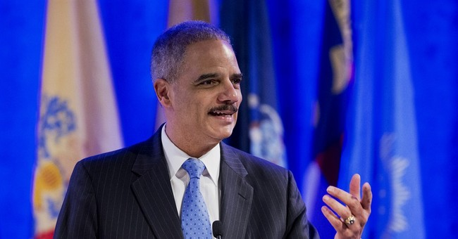 The World According to Obama and Holder Boils Down to Race