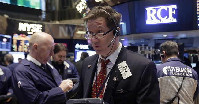 Stocks Spike Back to the Front