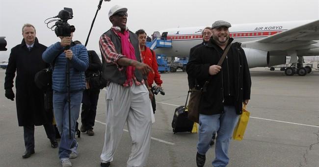 "Rev. Jesse Jackson Tweets Praises of Dennis Rodman's North Korean ""Diplomacy"""