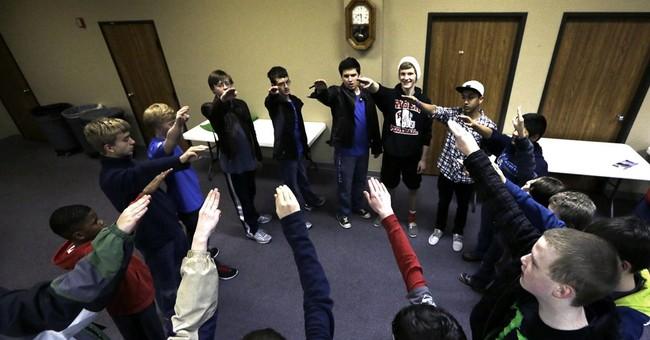 AP Smears Trail Life Boys with Misleading 'Nazi' Photo