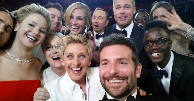 Why Ellen's Selfie Matters