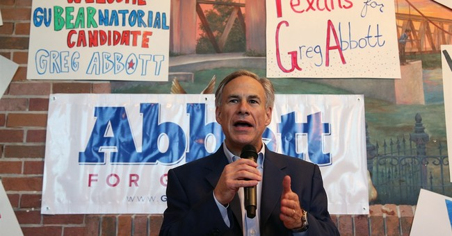 """Garage"": Greg Abbott's Positive, Moving New Television Ad"