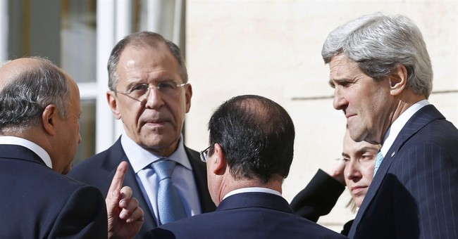"Kerry: All Parties Agree, We Must Resolve the Ukrainian Situation With ""Dialogue"""