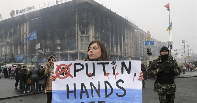 Crimea And Punishment: Who Really Stopped The Russians?