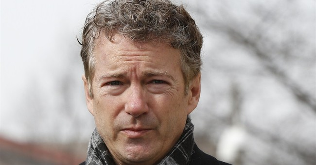 Rand Paul: A Modern-Day Horatius in the Fight to Protect Private Financial Information from Corrupt and Evil Governments