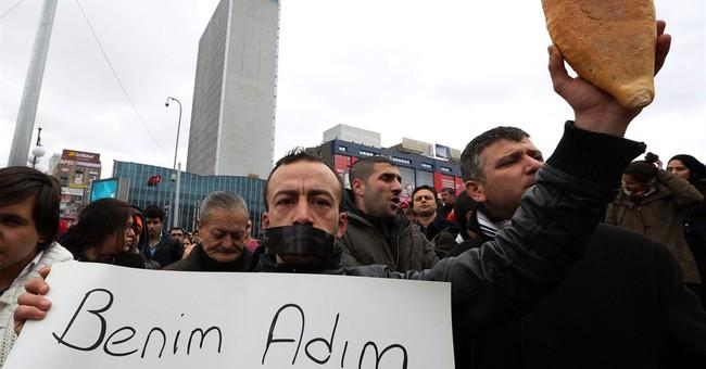 Turkey on The Brink