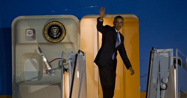 Is Obama Walking the Trail Blazed by Nixon?