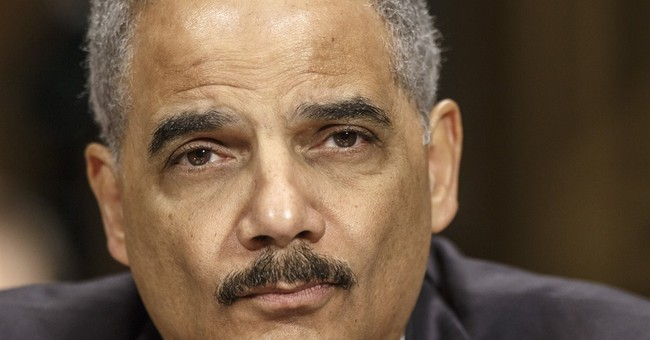 Eric Holder: Lets Track Gun Owners With 'Smart Gun' Bracelets