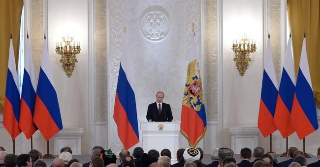 """Sanctions War"" Begins: Russia Targets U.S. Officials"