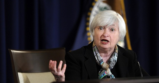 So Janet Yellen Wants Higher Interest!