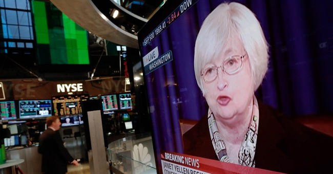 Yellen's Low-flation Nonsense