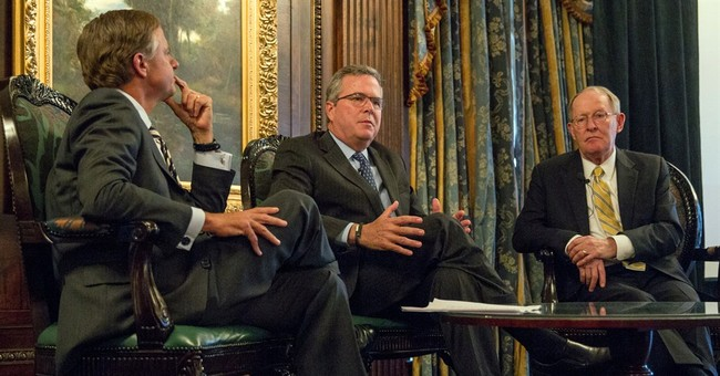 Spin begins in earnest for Jeb Bush presidential run