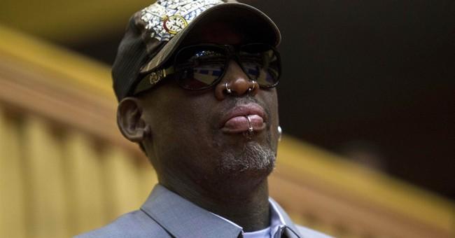 Dennis Rodman Says He's Sorry