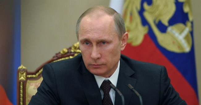 Putin Starts Making the Case for More Intervention in Eastern Europe